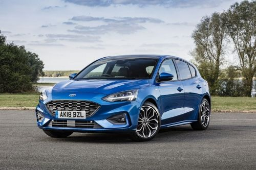FORD FOCUS HATCHBACK 1.0 EcoBoost Hybrid mHEV 125 Active Edition 5dr view 9