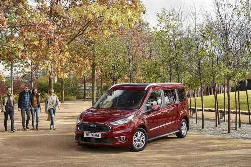 FORD GRAND TOURNEO CONNECT DIESEL ESTATE 1.5 EcoBlue 120 Active 5dr Powershift view 4