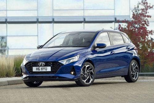 HYUNDAI I20 HATCHBACK 1.0T GDi 48V MHD SE Connect 5dr DCT view 6