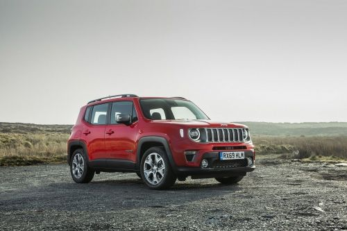 JEEP RENEGADE HATCHBACK 1.3 T4 GSE Longitude 5dr DDCT view 10