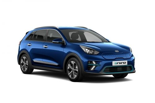 KIA E-NIRO ELECTRIC ESTATE 150kW 4 64kWh 5dr Auto view 9