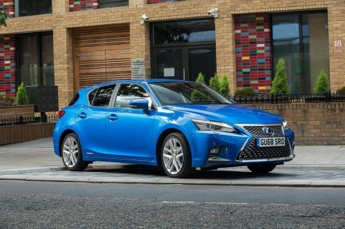 LEXUS CT HATCHBACK 200h 1.8 5dr CVT view 6