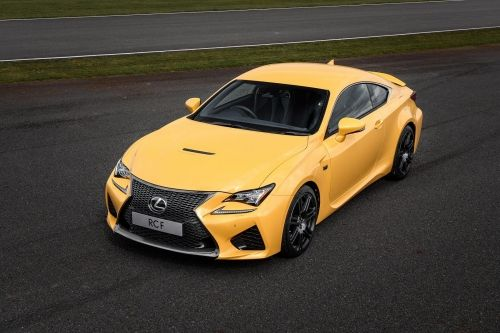 LEXUS RC F COUPE SPECIAL EDITION 5.0 Track Edition 2dr Auto view 2