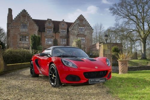 LOTUS ELISE CONVERTIBLE 1.8 Sport 220 2dr view 3