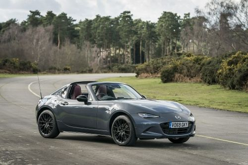 MAZDA MX-5 RF CONVERTIBLE 1.5 [132] Sport 2dr view 6