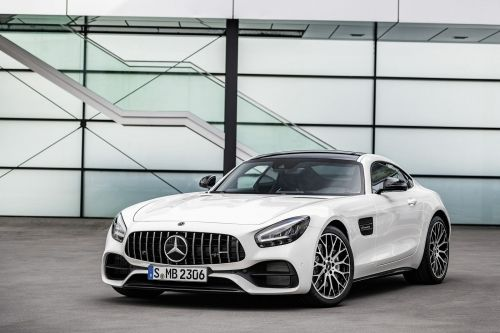 MERCEDES-BENZ AMG GT COUPE GT R 2dr Auto view 7