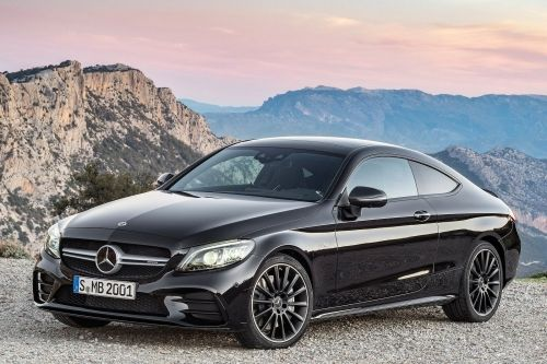 MERCEDES-BENZ C CLASS AMG COUPE SPECIAL EDITIONS C43 4Matic Night Ed Premium Plus 2dr 9G-Tronic view 6