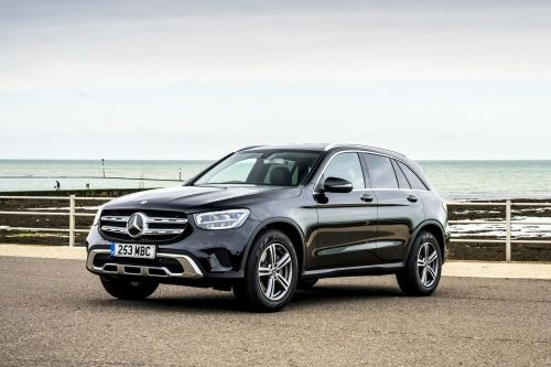 MERCEDES-BENZ GLC DIESEL ESTATE GLC 300de 4Matic AMG Line Premium Plus 5dr 9GTron view 7