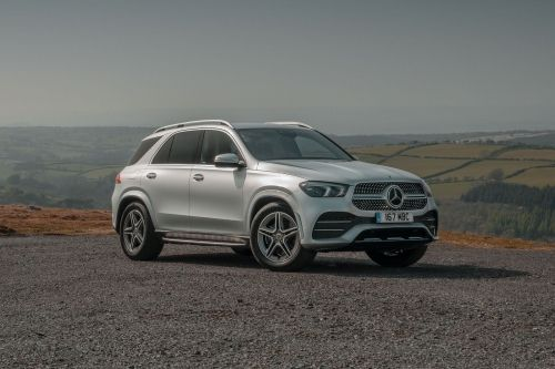 MERCEDES-BENZ GLE DIESEL ESTATE GLE 350de 4Matic AMG Line Prem Plus 5dr 9G-Tronic view 7