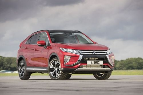 MITSUBISHI ECLIPSE CROSS HATCHBACK 1.5 Exceed 5dr view 9