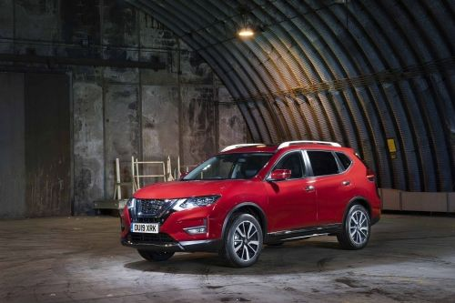 NISSAN X-TRAIL DIESEL STATION WAGON 1.7 dCi N-Connecta 5dr view 6