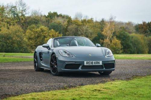 PORSCHE 718 BOXSTER ROADSTER 2.5 S 2dr view 9