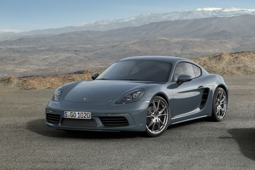 PORSCHE 718 CAYMAN COUPE 2.0 2dr view 6