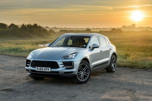 PORSCHE MACAN ESTATE S 5dr PDK view 6