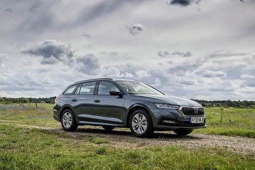SKODA OCTAVIA ESTATE SPECIAL EDITION 1.0 TSI SE First Edition 5dr view 6
