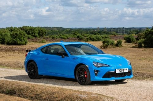 TOYOTA GT86 COUPE SPECIAL EDITION 2.0 D-4S Blue Edition 2dr view 8