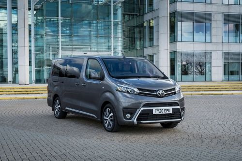 TOYOTA PROACE VERSO DIESEL ESTATE 1.5D Shuttle Medium 5dr view 7