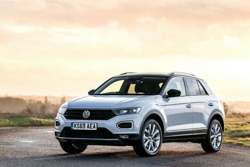 VOLKSWAGEN T-ROC HATCHBACK SPECIAL EDITION 1.0 TSI 110 United 5dr view 8