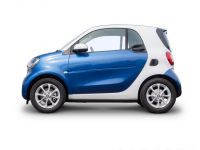 smart fortwo electric coupe 60kw eq prime prem plus 17kwh 2dr auto [22kwch] 2018 profile