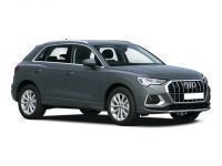 audi q3 estate 35 tfsi sport 5dr [comfort+sound pack] 2018 front three quarter