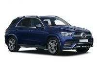mercedes-benz gle diesel estate gle 300d 4matic amg line prem 5dr 9g-tronic [7 st] 2019 front three quarter